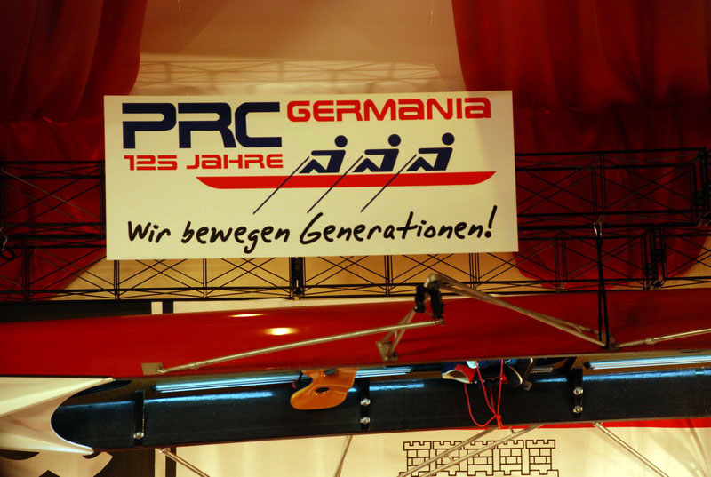 Jubiläum: 125 Jahre Potsdamer Ruder Club